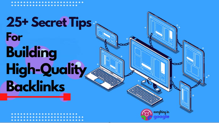 secret tips building high quality backlinks