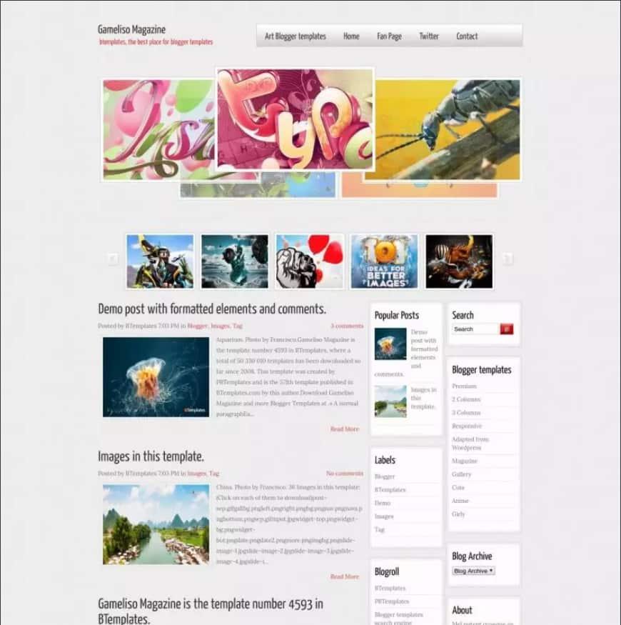 gameliso magazine