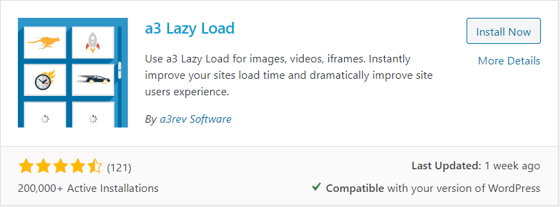 a3 lazyload plugin