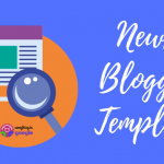 Blogger Template for News