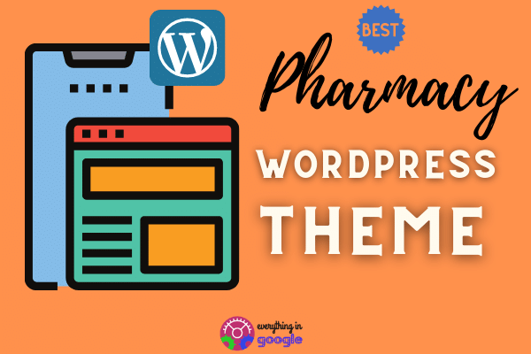 Best Pharmacy WordPress Theme