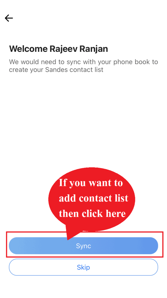 sandes-app