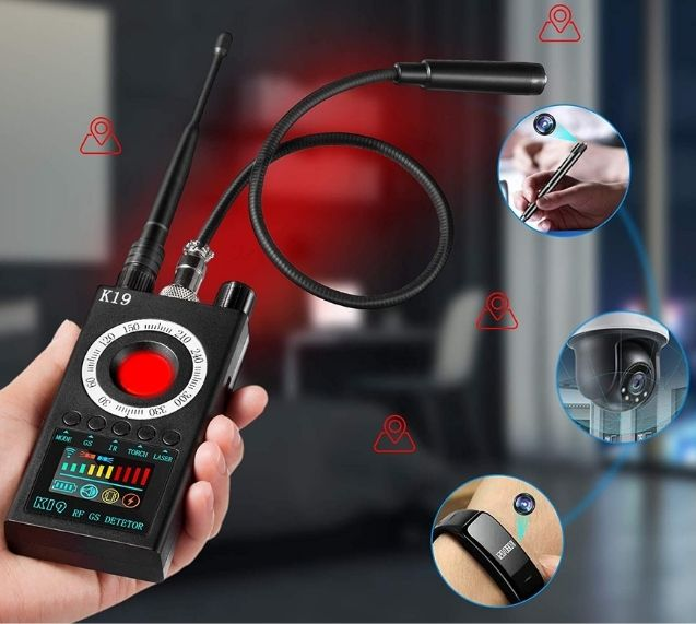 Best Bug Detector Surveillance Equipment