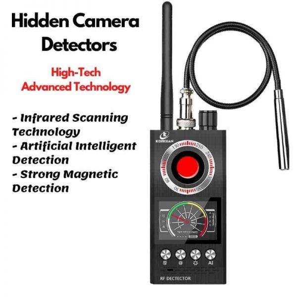 Best Anti Spy Hidden Camera Detector 2021 USA