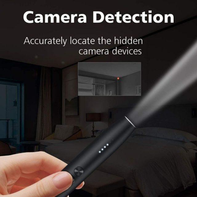 Portable Pen Shape Anti Spy Bug Detector
