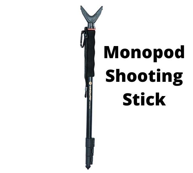 Monopod shooting stick