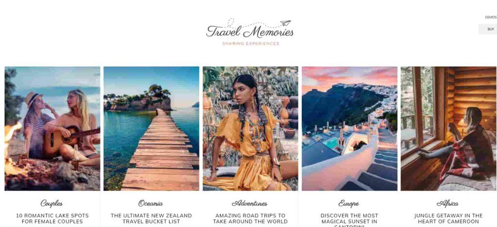 Newspaper Best Travel Blog Post WordPress Theme 2021